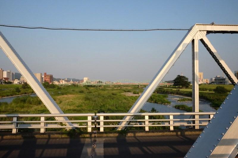 Watarasebashi bridge, Ashikaga City