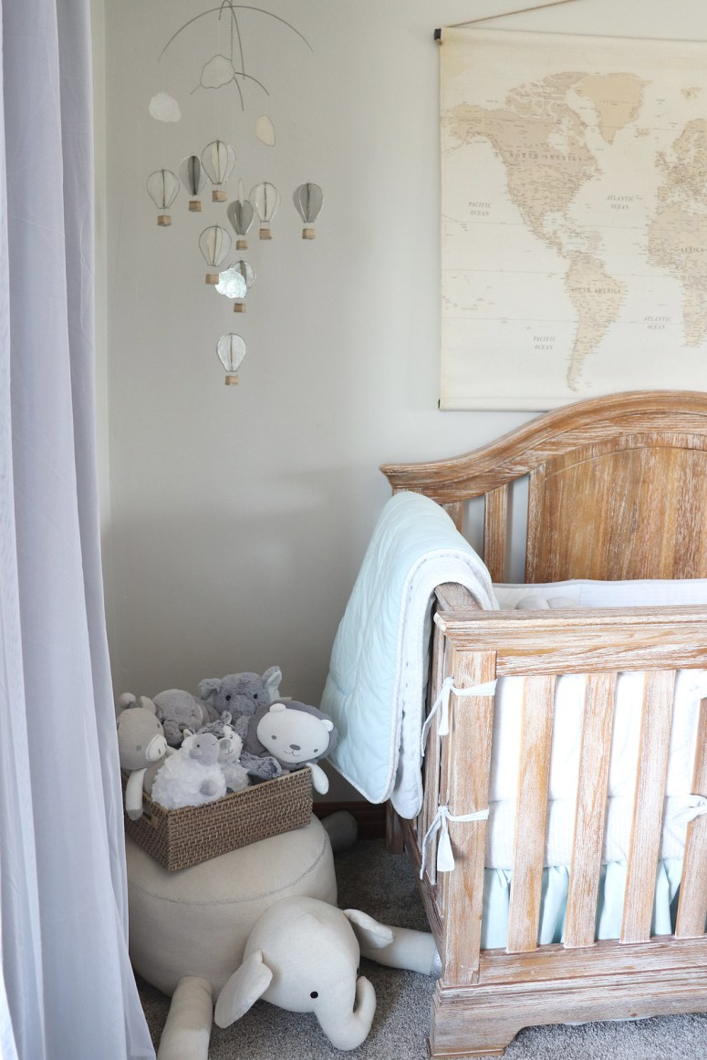 Nursery Tour