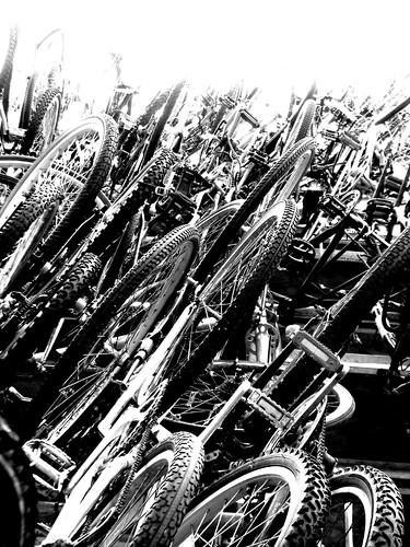 Black & Bike
