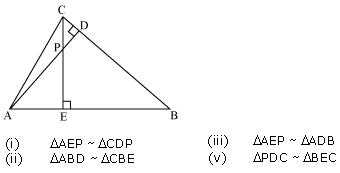 NCERT Solutions for Class 10 Maths Chapter 6 Triangles 48