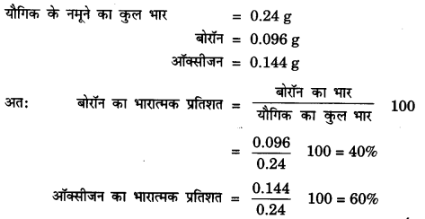 NCERT Solutions for Class 9 Science Chapter 3 (Hindi Medium) 7