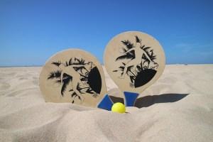 Strandspelen beach ball