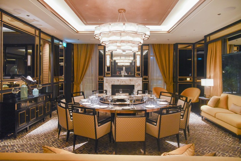 private dining room - madame fan