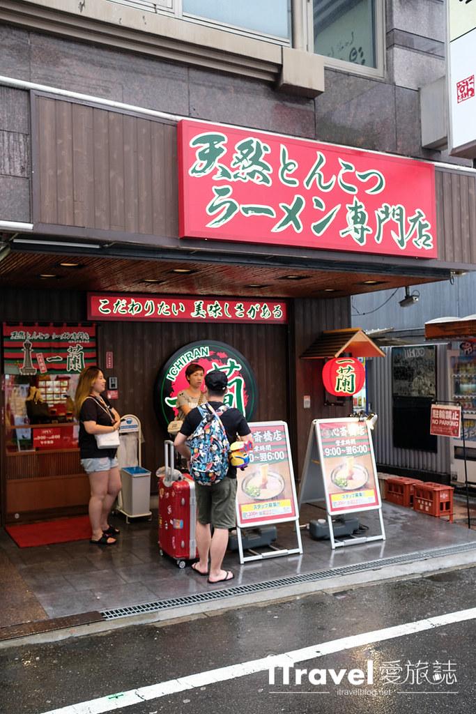 大阪飯店推薦 Hotel The Flag Shinsaibashi (80)