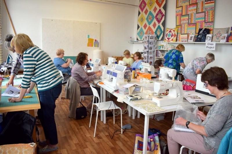 Zippy Pouches Workshop Aug18