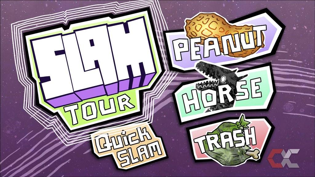 Slam Land 01 - OverCluster