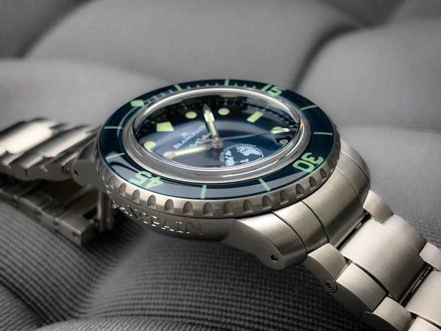Blancpain Fifty Fathoms Ocean Commitment III