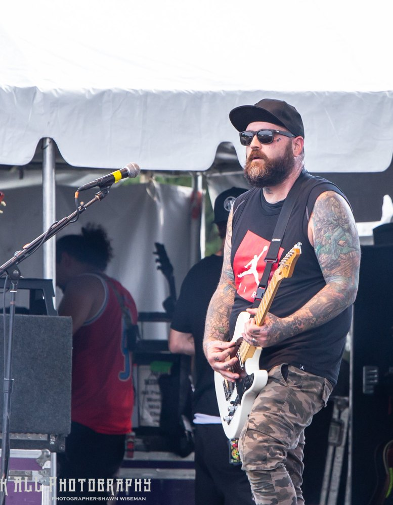 Alien Ant Farm - Inkcarceration Festival Day 2 - Mansfield, OH - 7/14/18