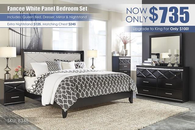 Fancee Panel Bedroom_B348_KU