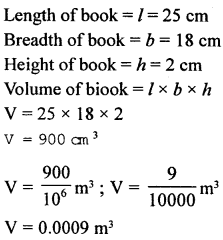 A New Approach to ICSE Physics Part 1 Class 9 Solutions Measurements and Experimentation 42