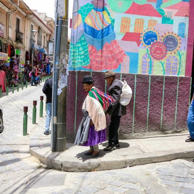 Visitar La Paz