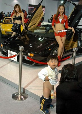 A Korean Boy Peeing In A Bottle In Front Of A Lamborghini  Flickr  Photo Sharing