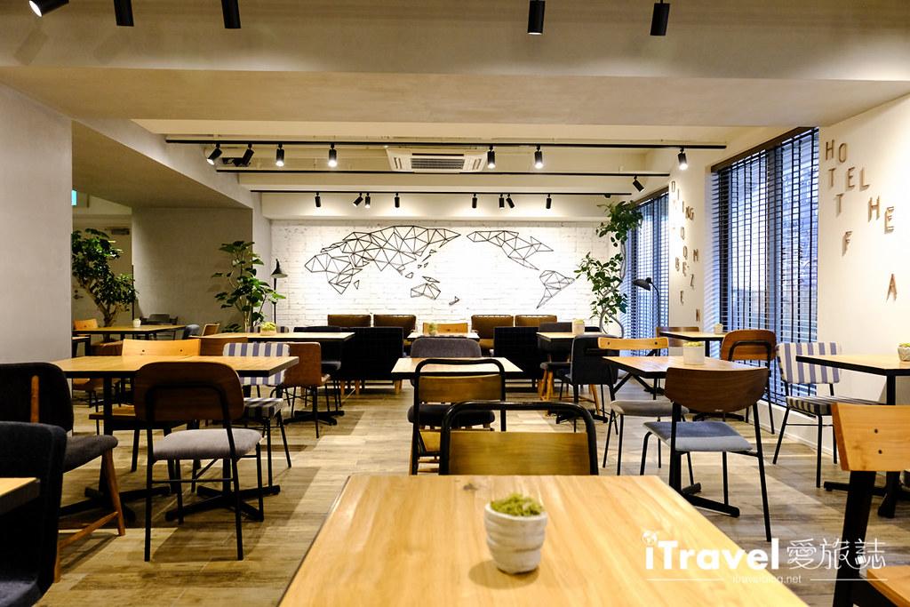 大阪飯店推薦 Hotel The Flag Shinsaibashi (52)