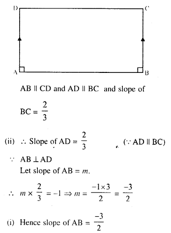 Selina Concise Mathematics Class 10 ICSE Solutions Chapter 14 Equation of a Line Ex 14B 16