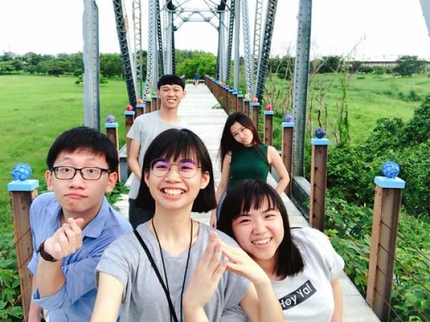 旅台學子的懵懂初體驗 與七天六夜的相聚之旅 (1)