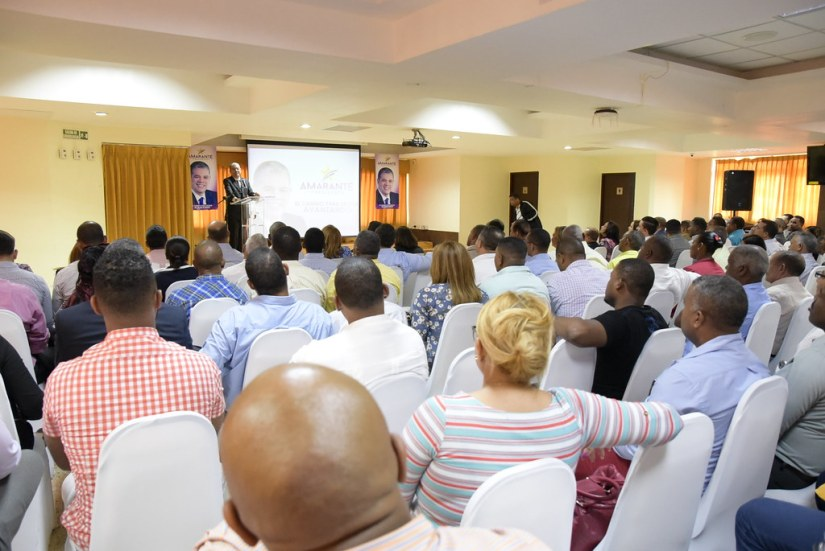 1ra Asamblea de Evaluación, 26 de julio 2018