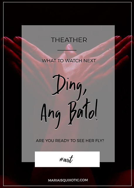 Pin this! It's Ding, Ang Bato!