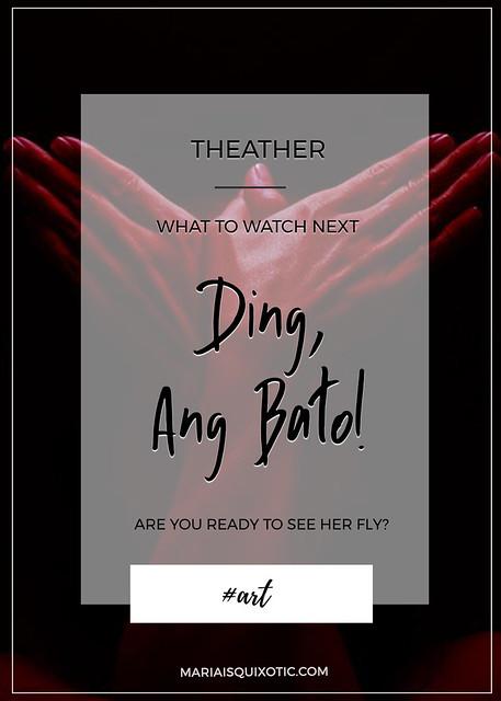 Pin this! It's Ding, Ang Bato!