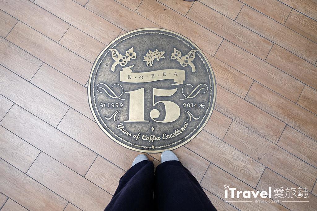 首爾咖啡廳 星巴克Family Park紀念店 (17)