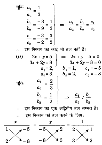 NCERT Solutions for class 10 Maths Chapter 3 Exercise 3.3 in PDF