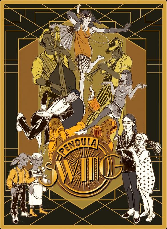 Pendula Swing Poster