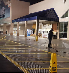 commercial pressure washing home improvement store