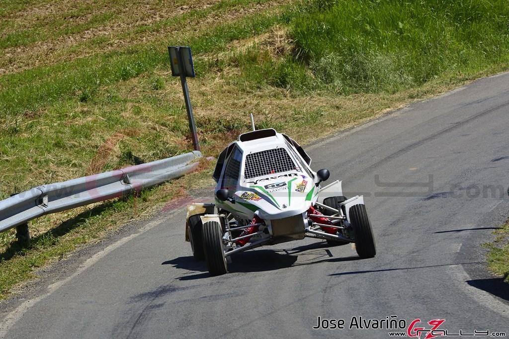I Rallymix de Pontedeume - Jose Alvariño