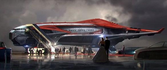 Star Citizen - Starlifter Genesis