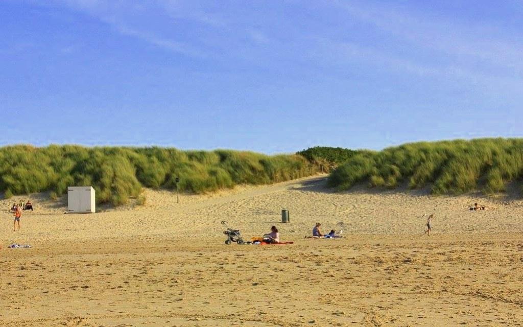 Domburg is the oldest beach town of Zeeland