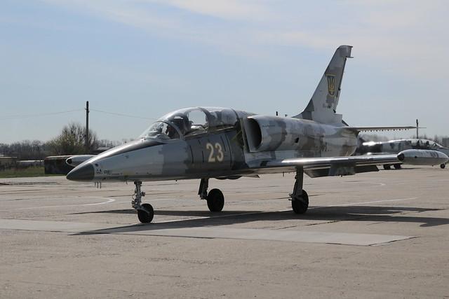 Курсанти ІІІ курсу льотного факультету ХНУПС приступили до виконання льотної практики