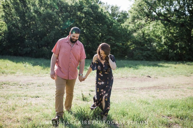 DFW Engagement Photographer