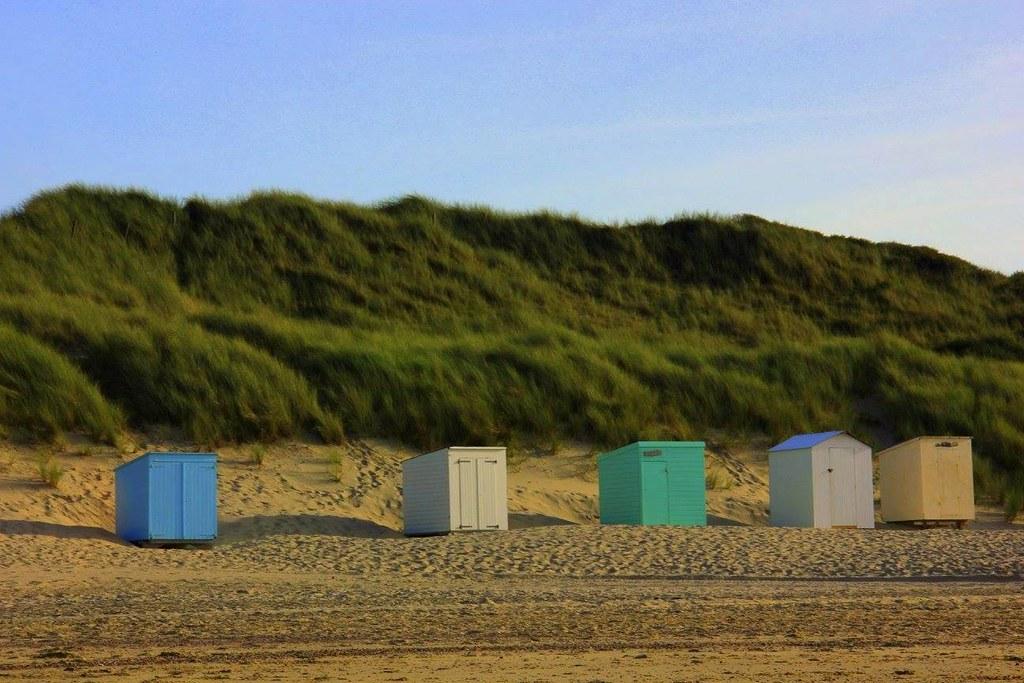 Zeeland gets crowded in summer
