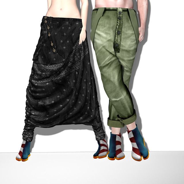 *NAMINOKE*JIKATABI(Ninja shoes)