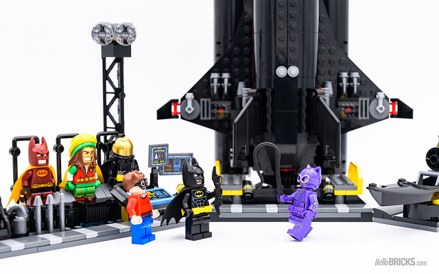REVIEW LEGO 70923 The Bat-Space Shuttle