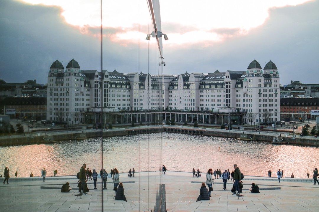 Opera House, Oslo, Norvegia