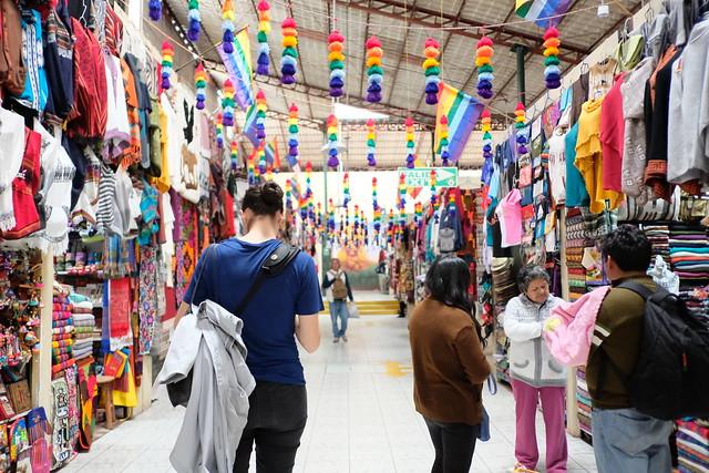 Things to do in Cusco   Mercado Artesanal