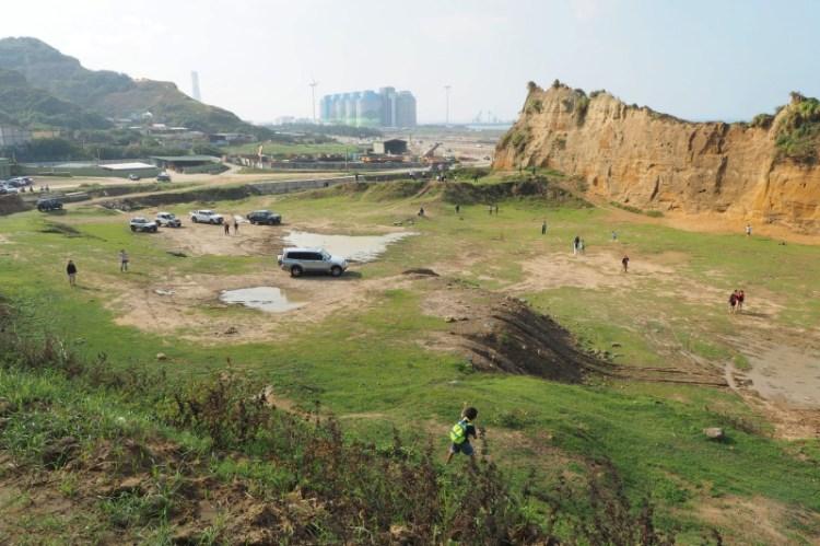 新北景點|林口水牛坑,可以輕易拍出磅礴網美照的黃土蒼穹美景 「台版大峽谷」成因竟來自於美麗的錯誤?