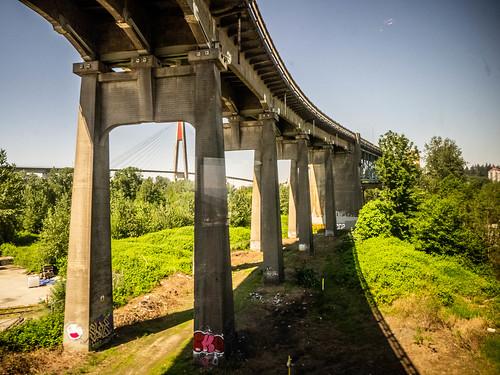 Amtrak Cascades to Vancouver-64