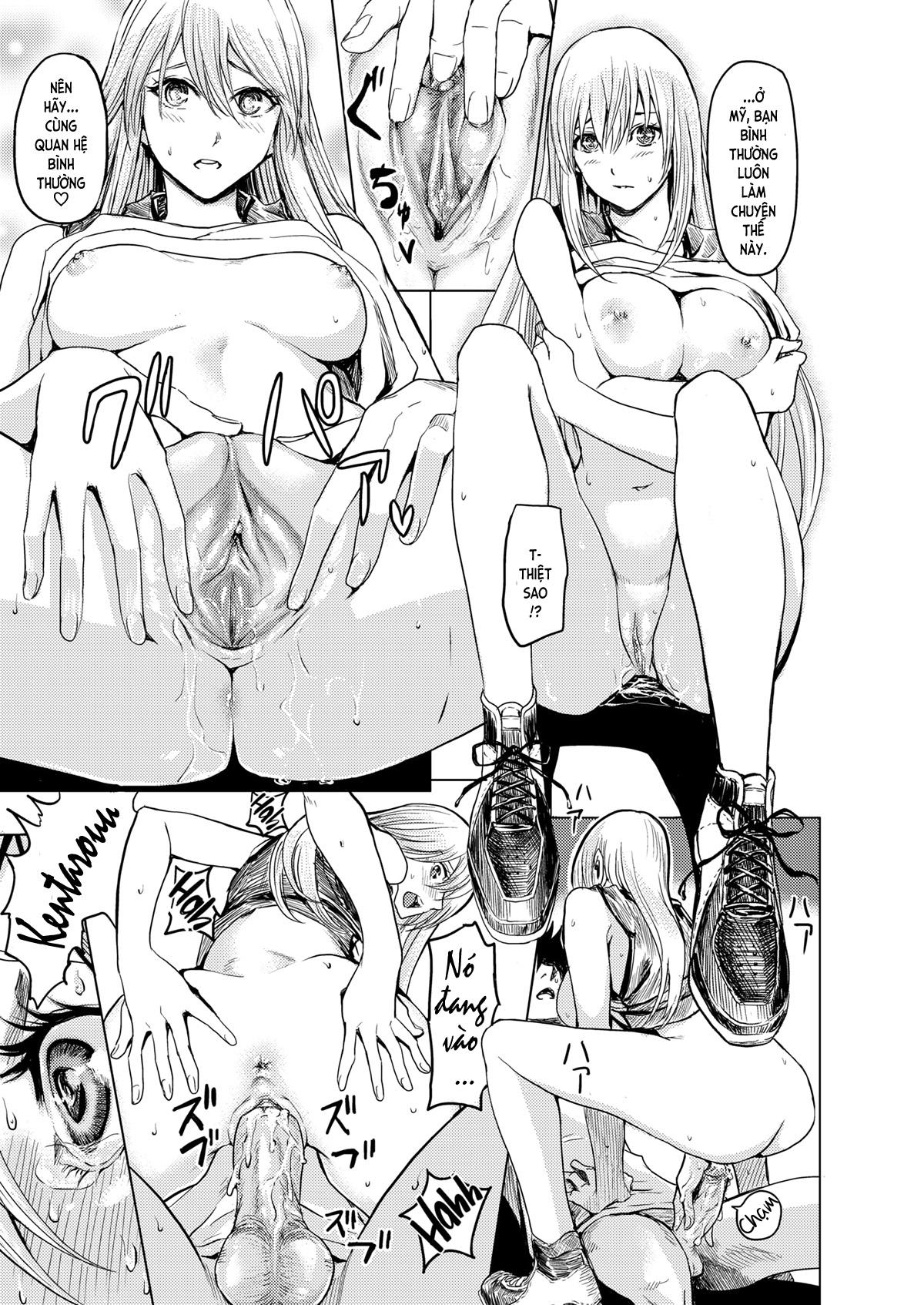Hình ảnh  trong bài viết The Story of How a 1-ON-1 Ended in Rauchy Sex