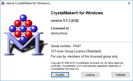 CrystalMaker 9.1.3 full license