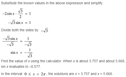 larson-algebra-2-solutions-chapter-14-trigonometric-graphs-identities-equations-exercise-14-6-35e1