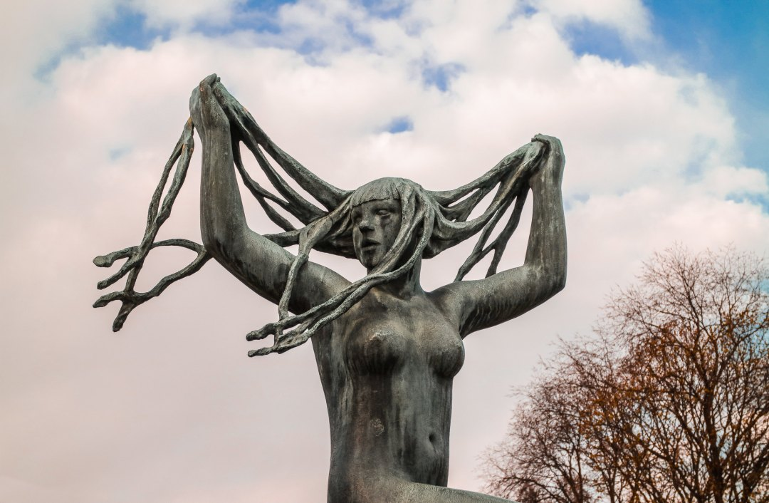 Vigeland Park, Oslo