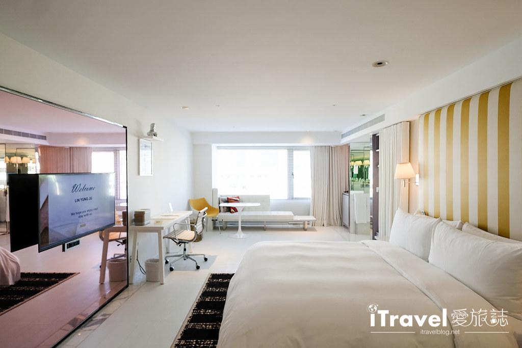 台北饭店推荐 S Hotel (19)