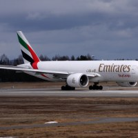 Emirates A6-EFJ, OSL ENGM Gardermoen