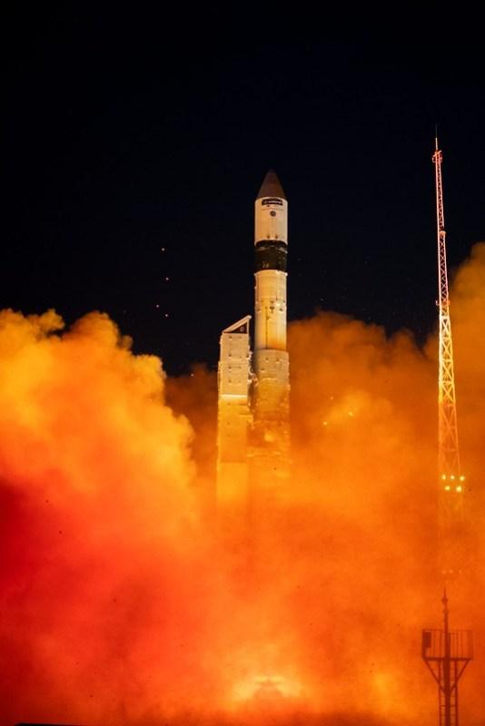 Sentinel-3B liftoff