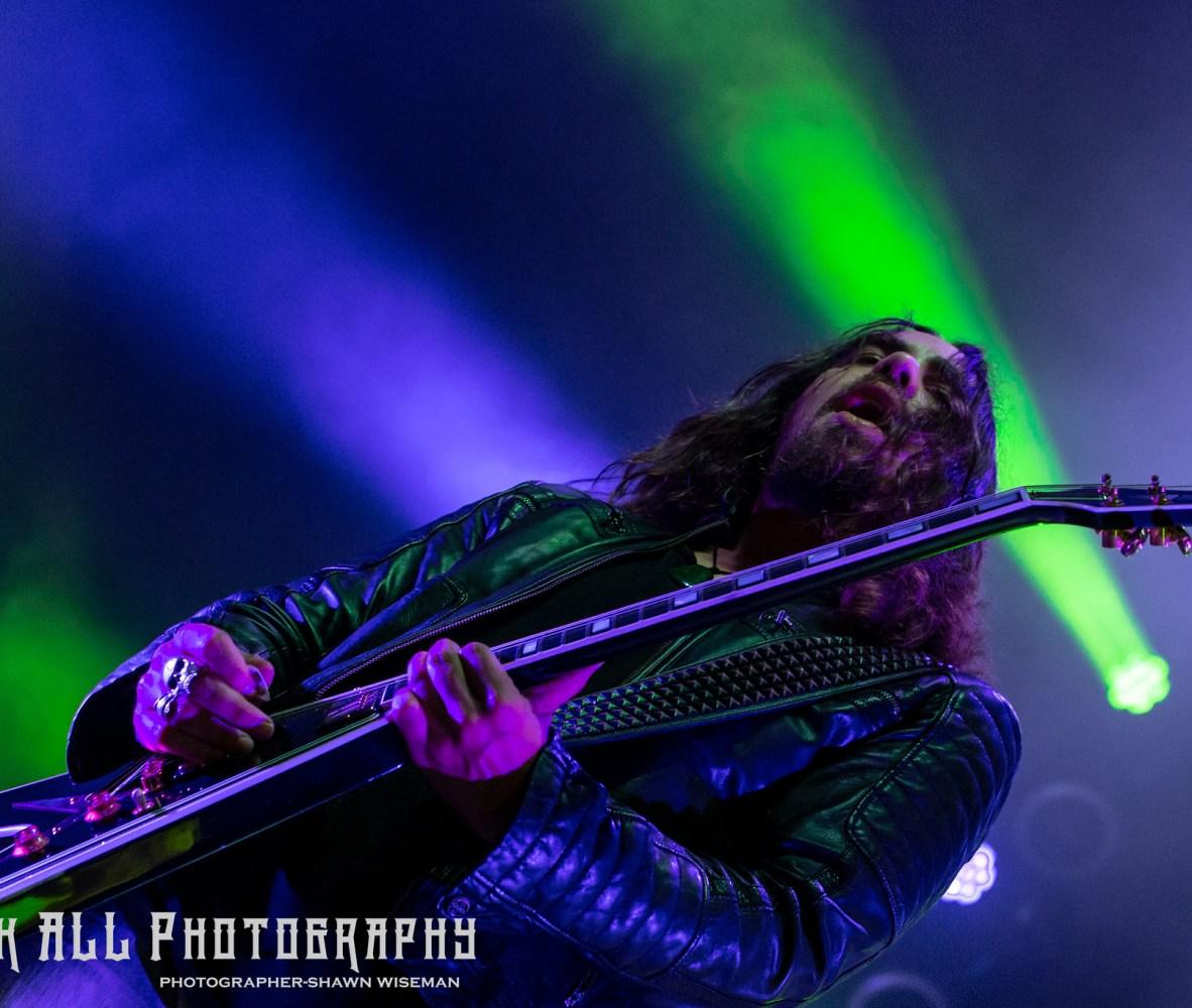 Halestorm - Riverbend Music Center - Cincinnati, Ohio - 5/4/18