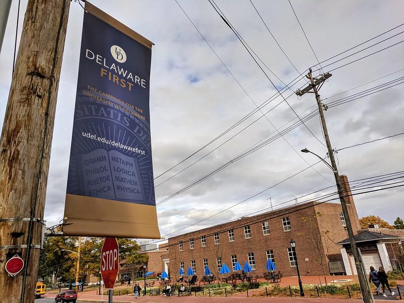 Delaware First Banner