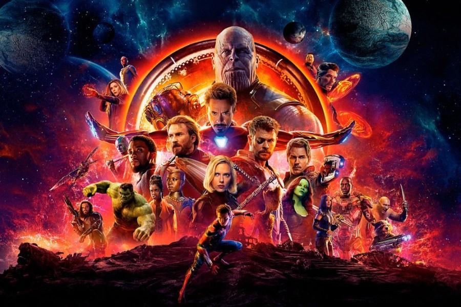 Vengadores: Infinity War - Estreno de Cine