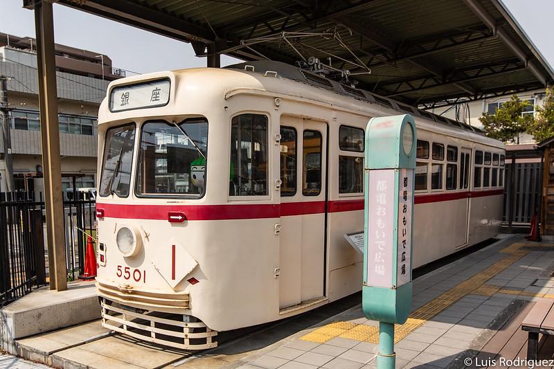 Linea-Toden-Arakawa-Tokyo-Sakura-Tram-31