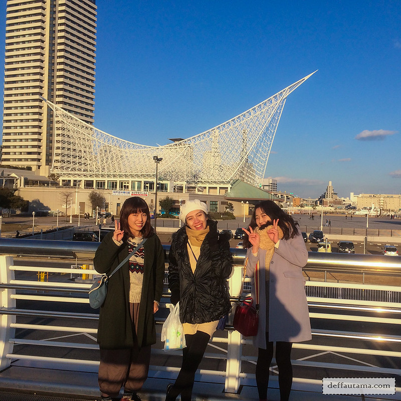 9 Hari Babymoon ke Jepang - Momoko & Yuki